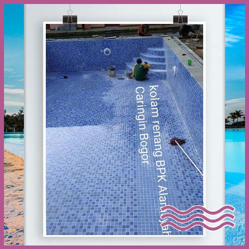 kontraktor kolam renang jabodetabek